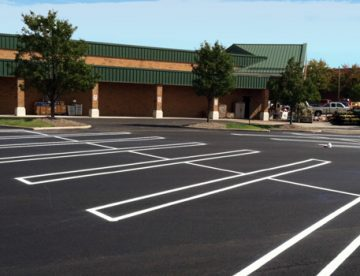 Parking Lot Paving Hattiesburg Mississippi - 601-768-1787