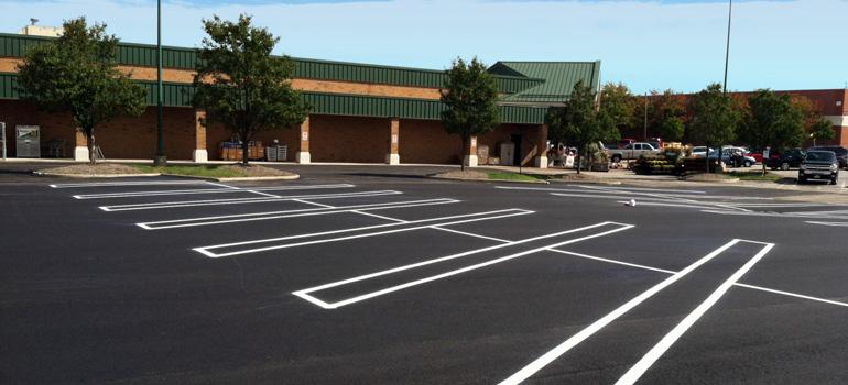 Hattiesburg Parking Lot Repair and Patching